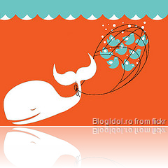failwhale catching twitter birds