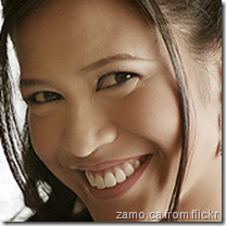 zaida smiling (closeup) after didiz