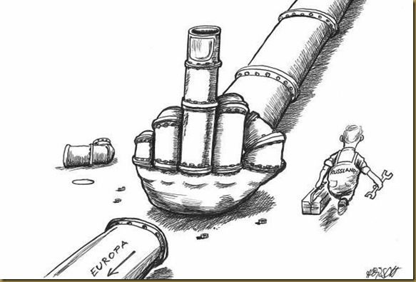 Criza Gazului