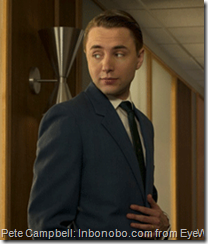 Vincent Kartheiser on Mad Men