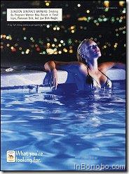 Camel W - pool