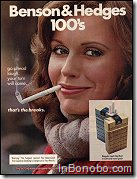 Benson & Hedges 100