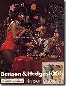 Benson & Hedges 100's
