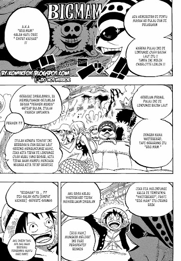 Komik One Piece 13...