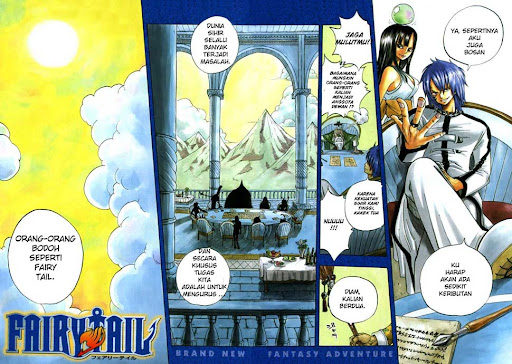 Fairy Tail hal 2...