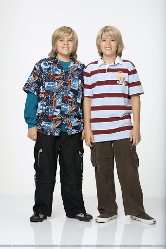 zac and cody coloring pages - photo #44