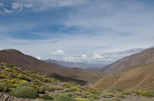 Trekking Morocco, M'goun
