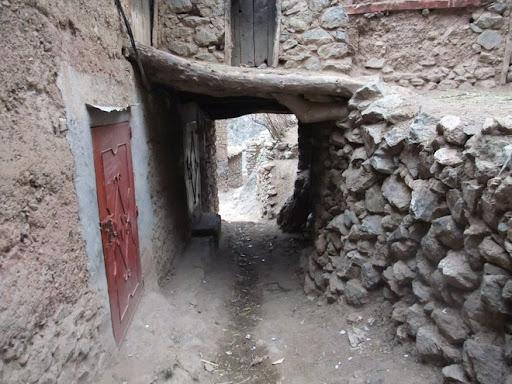 Street in Tizi Oussem