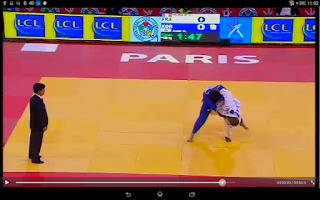 Screenshot of Judo Video