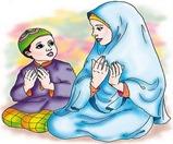 berdoa boy