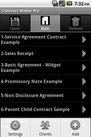 Contract Maker Pro