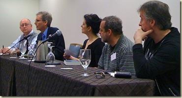 VA Festival 2011 panel
