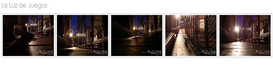 Serie Luz de juegos  Autor: Ivan Pawluk