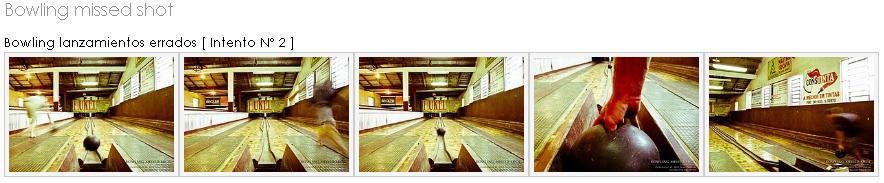 bowling missed shot Autor: Ivan Pawluk