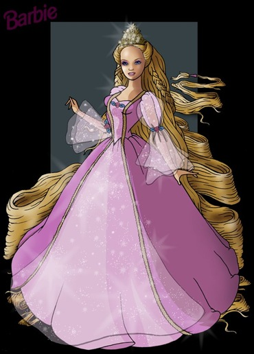 barbie_rapunzel_by_nightwing1975