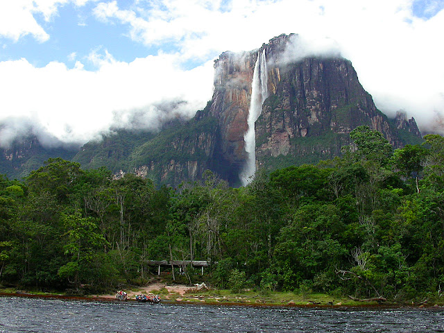 Espelands%20falls Top 10 Highest Waterfalls in the World