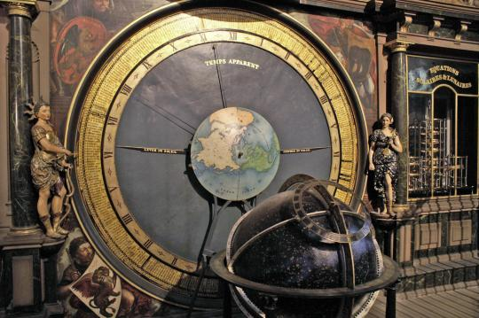 8 1 Astronomical Clocks – Literally and Metaphorically