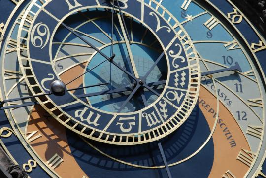 1 2 Astronomical Clocks – Literally and Metaphorically