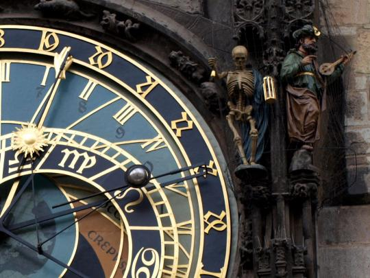 3 2 Astronomical Clocks – Literally and Metaphorically