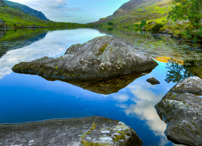 amazing lakes%20%2814%29 Wonderful Lakes Around the World