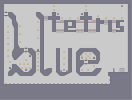 Thumbnail of the map 'It´s all in the name - blue_tetris'