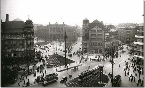 Old Postdamer Platz