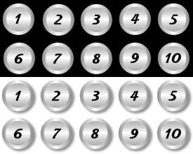 sample: Top Ten buttons