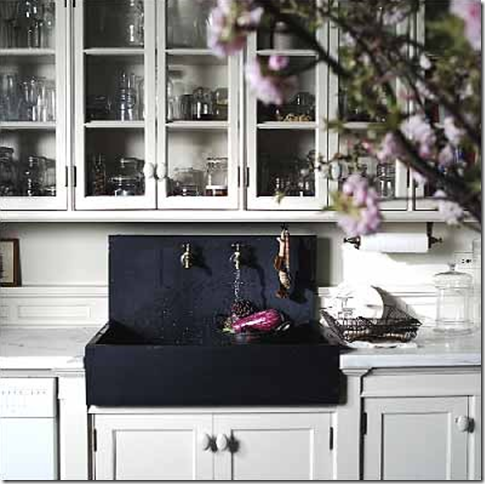 Farmhouse Sink Black