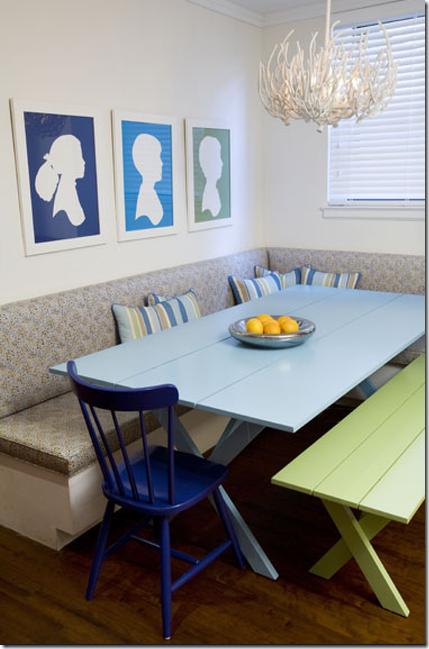 freshhomeandgarden built in designer breakfast or kitchen nooks. Black Bedroom Furniture Sets. Home Design Ideas