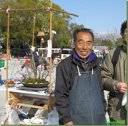 Himeji mercatino piant