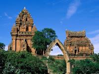 Tháp Chăm - Ninh Thuận