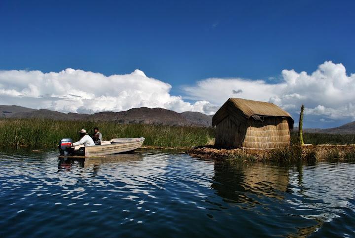 Озеро Титикака, Перу