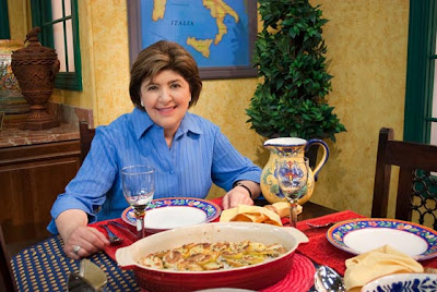 Interview with PBS Host Mary Ann Esposito and Ciao Italia
