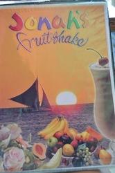 Jonah's Fruitshake Boracay Menu 14