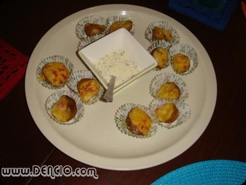 Stuffed Potato Marbles: Php110