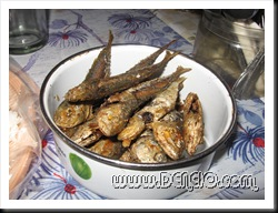 Fried Fresh Fish!! Sarap!