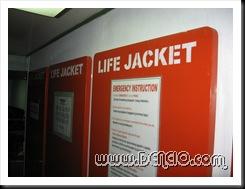 Life jacket Daw