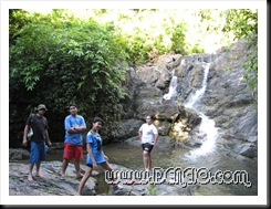 Sa Mini Falls