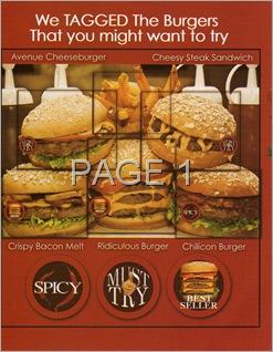 Burger Avenue 1