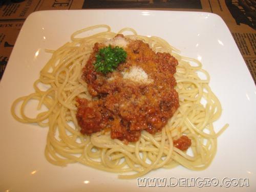 Spaghetti Bolognese P180