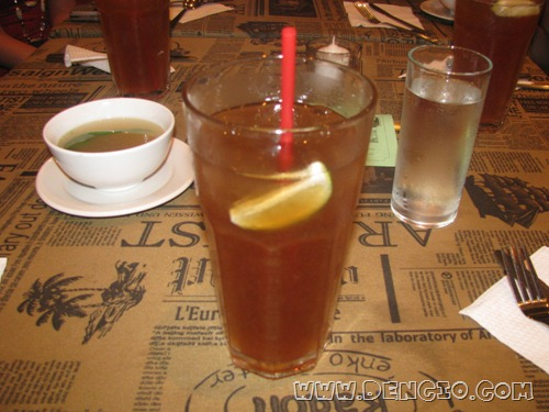 WhistleStop Iced Tea P80