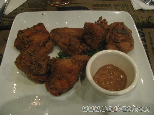 Oriental Fried Chicken P210 (6Pcs)