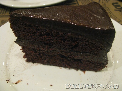 Moist and Chewy Cake