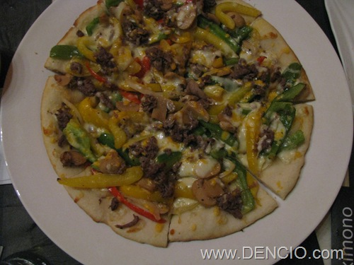 Philly Cheese Steak Pizza P350++