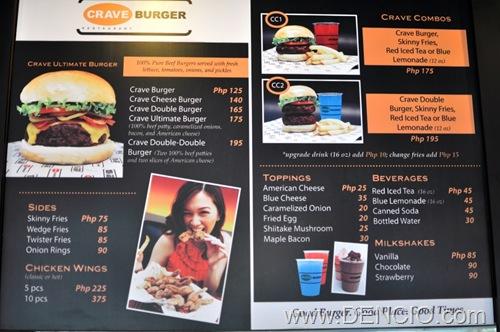 Crave Burger23