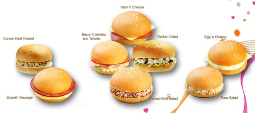 Bunwich Flavors Philippines