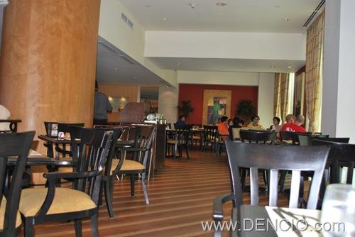 Bellevue Hotel Buffet102
