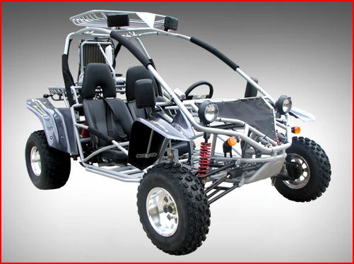 Sahara XT-2 Watercooled Dune Buggy