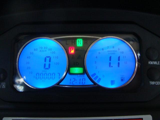 500cc700ccQuadATVDigitalSpeedometre