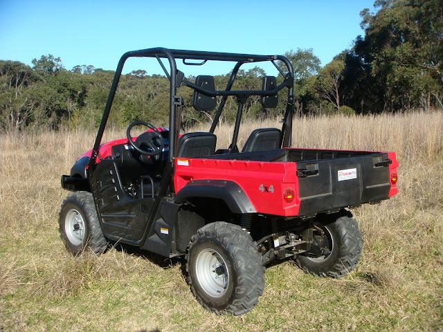 Xuv Farm Utility Vehicle Cc Yamaha
